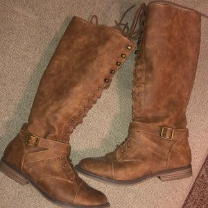 Women's Mossimo Tall Boots